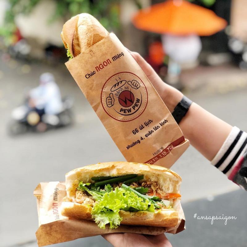 Bánh Mì PewPew