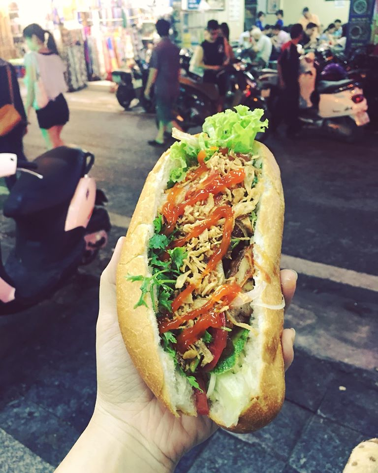 Bánh mì Phố Cổ - 38 Đinh Liệt