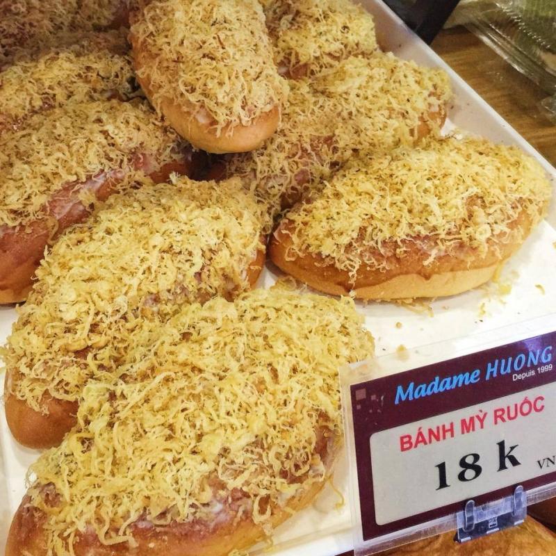 Bánh mì ruốc