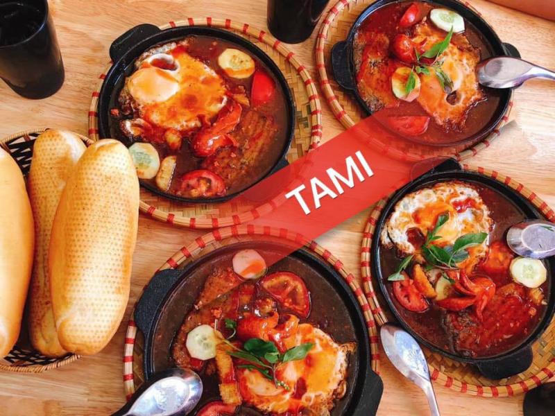 Bánh mì chảo TAMI