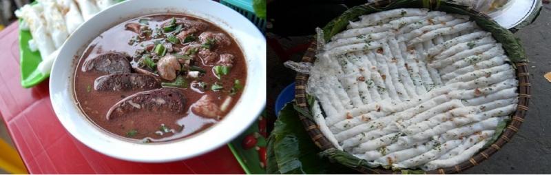 Top 16 món ăn mang đậm chất xứ Nghệ