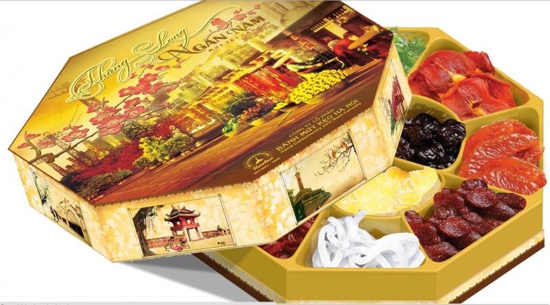 Thương hiệu bánh mứt kẹo Hà Nội đã có từ lâu đời