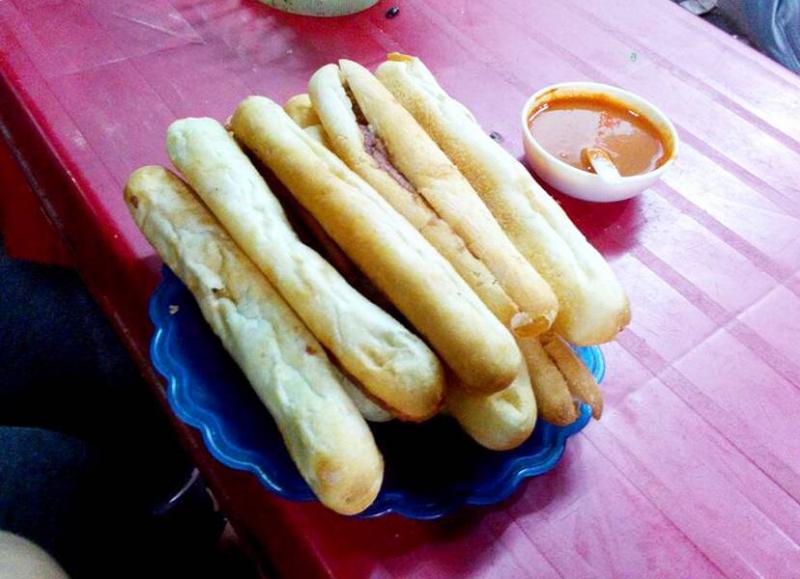Bánh mỳ cay