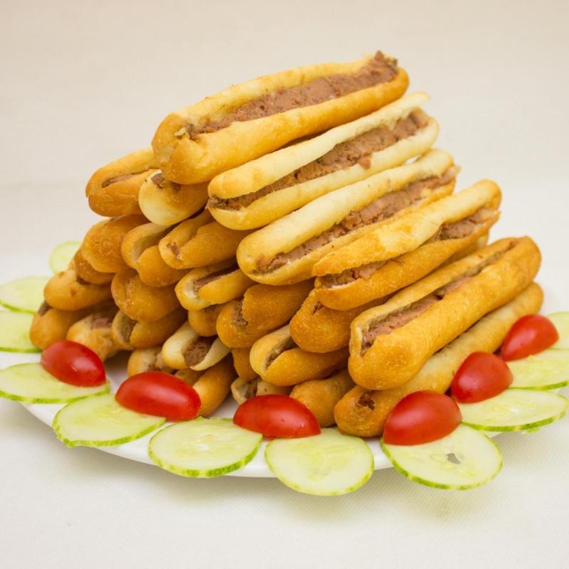 Bánh mì cay Hải Phòng