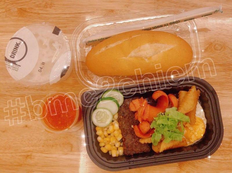 Bánh Mỳ Chảo - 2 Chị Em
