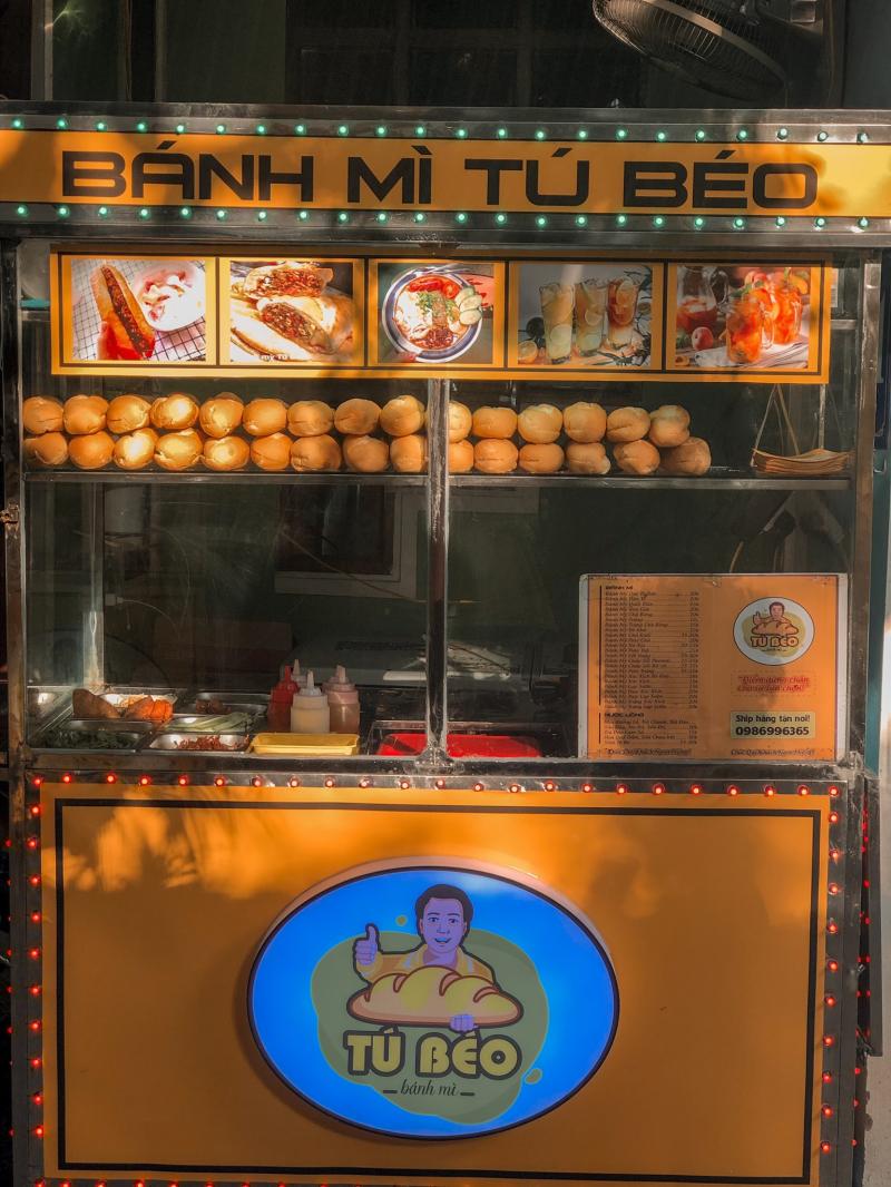 Bánh Mỳ Dân Tổ_Tú Béo