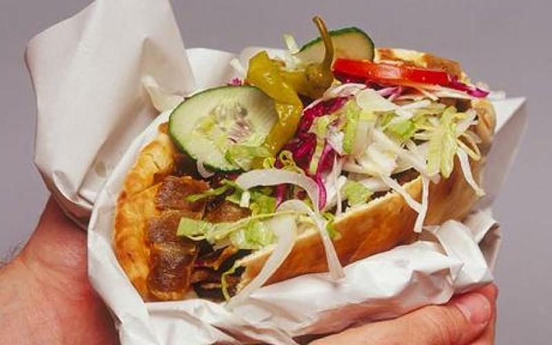 Bánh mỳ tam giác cổng Trung tâm hội nghị tỉnh