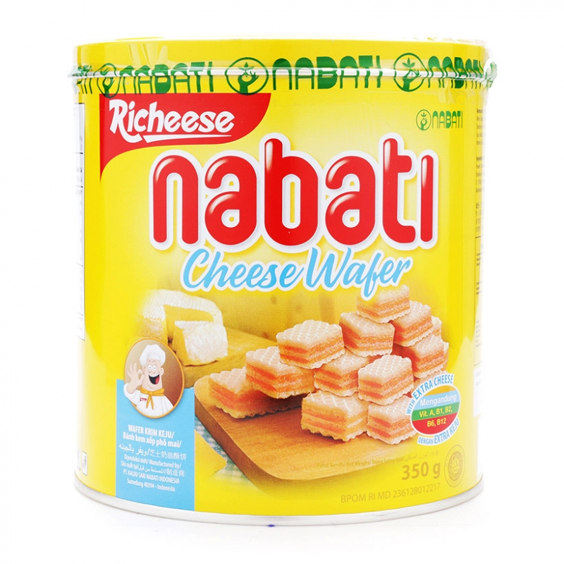 Bánh Nabati (Richeese)