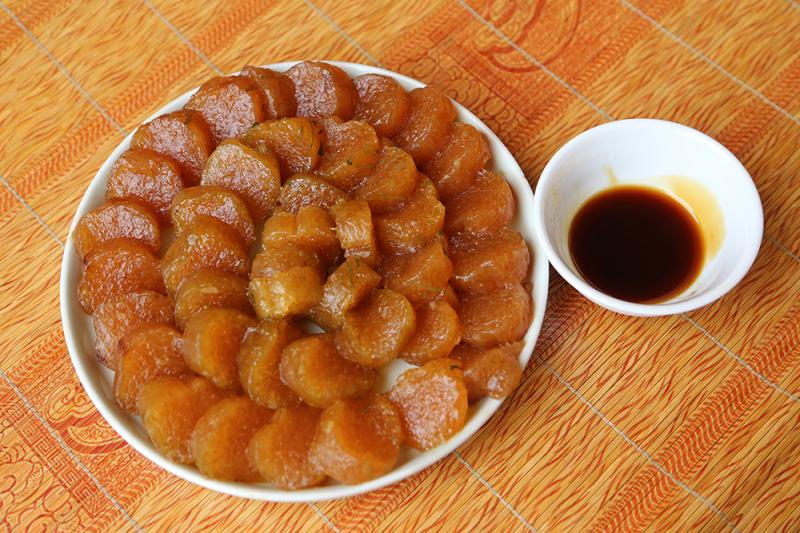 Bánh nẳng Phú Thọ