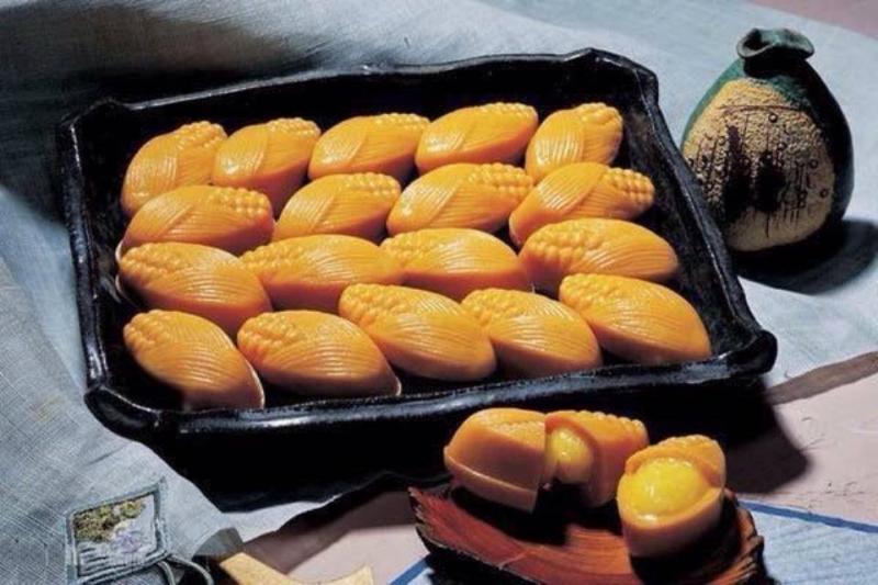 Đừng bỏ qua bánh ngô Hàn Quốc nhé