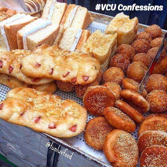 Bánh ngọt (nguồn VCU Confessions)