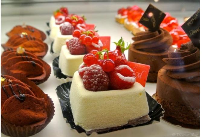 Bánh ngọt, món quà lưu giữ sự ngọt ngào