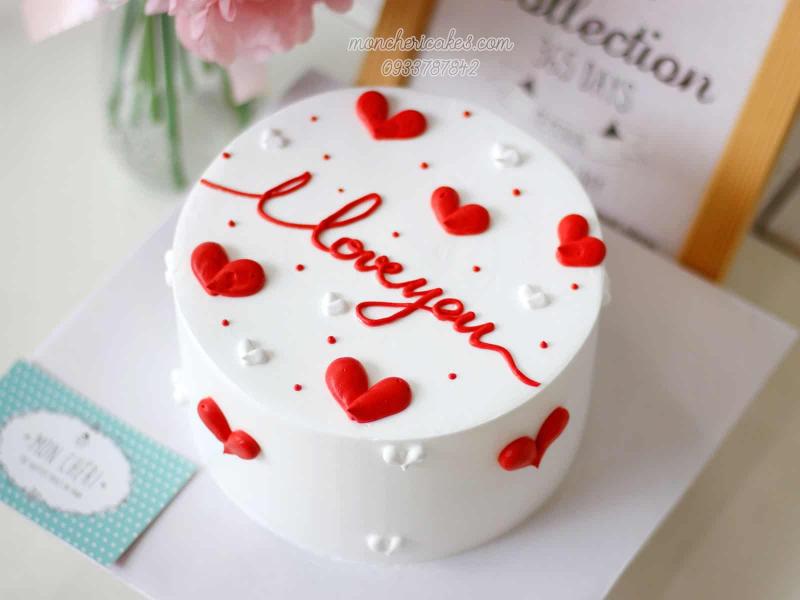 Kinh doanh bánh ngọt mùa Valentine