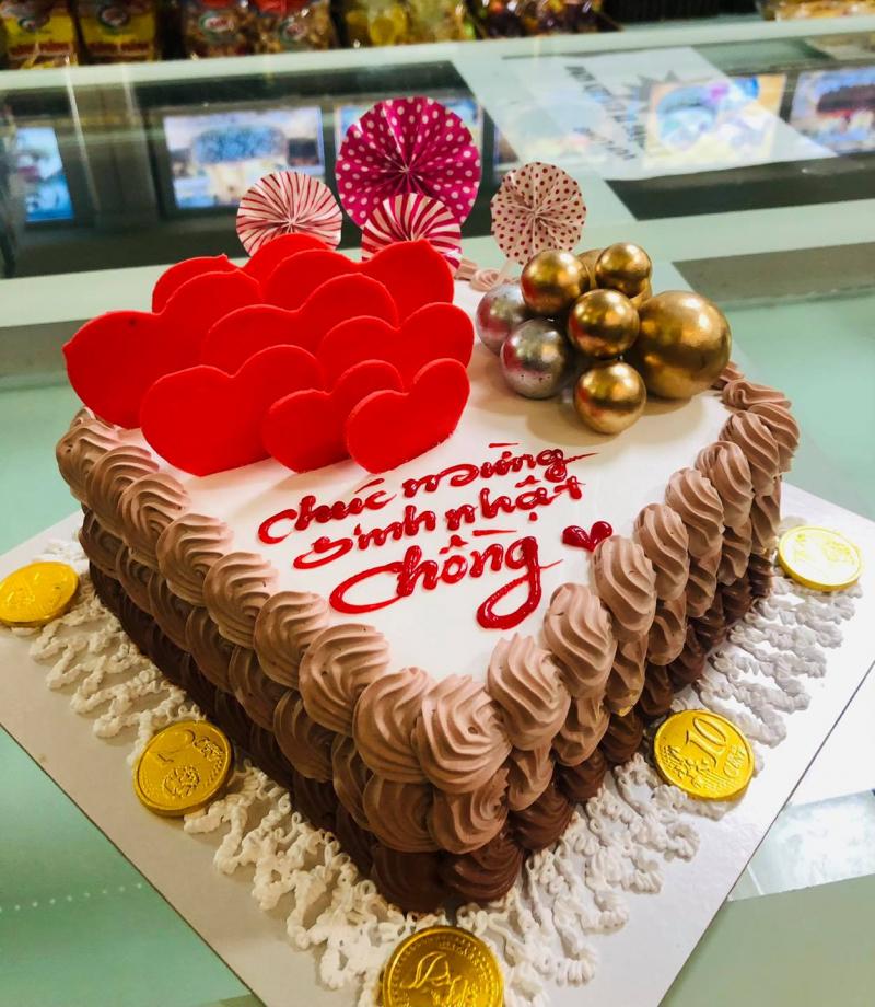 Bánh ngọt Hương Tràm HTN
