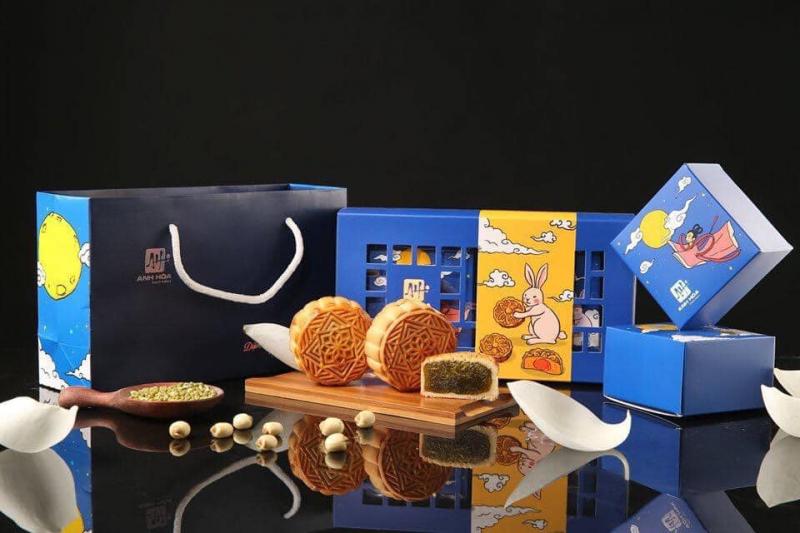 Bánh ngọt Pháp Khắc Tiệp