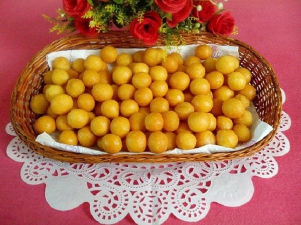 Bánh nhãn Hải Hậu - Nam Định
