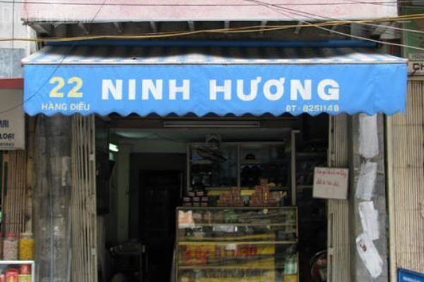 Bánh Ninh Hương – Hàng Điếu
