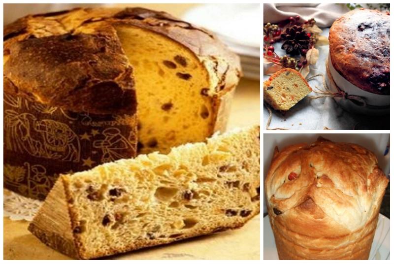 Bánh Panettone ở Ý