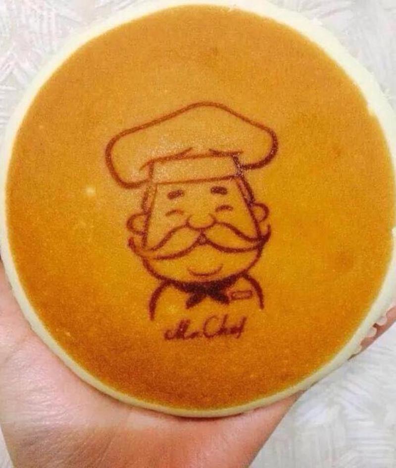 Bánh phô mai Ông Già