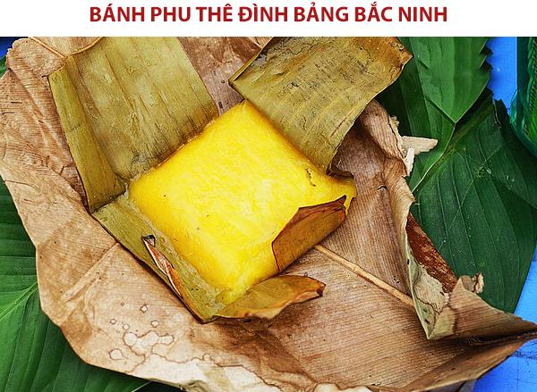 Bánh phu thê - Bắc Ninh