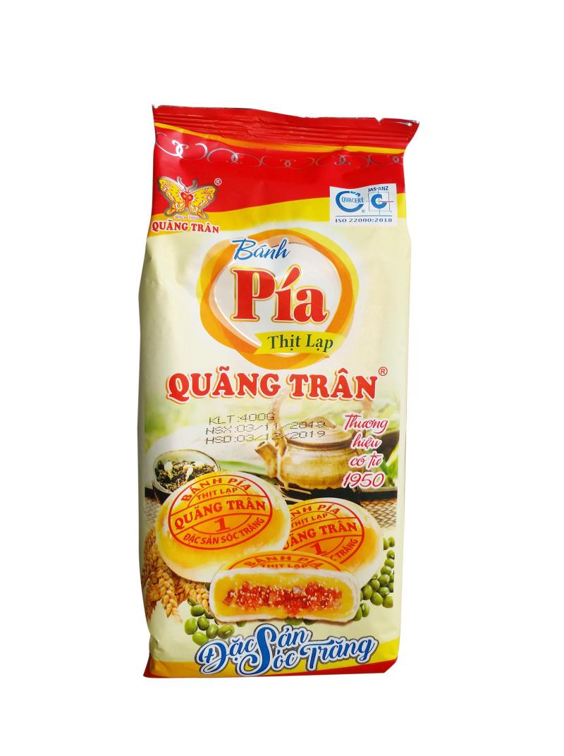 Bánh pía Quảng Trân