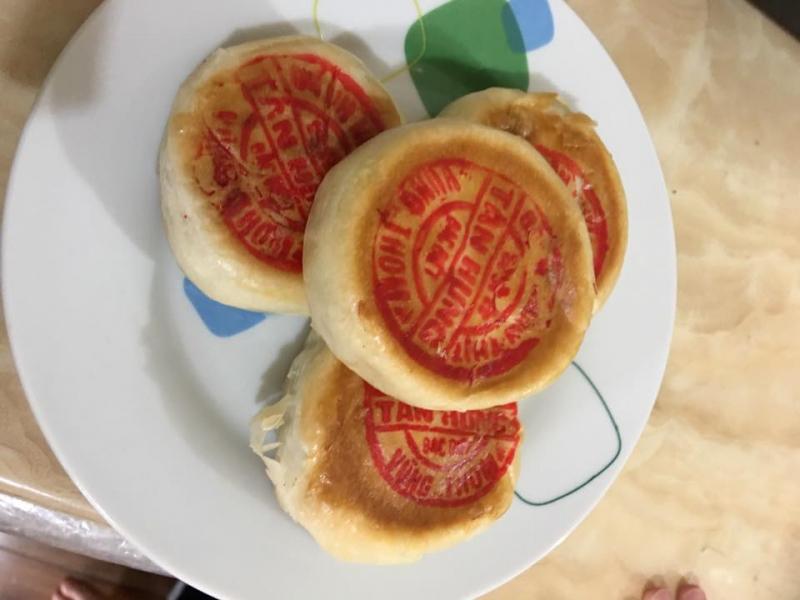 Bánh pía Tân Hưng