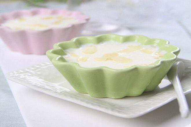 Bánh Pudding hạnh nhân của Đan Mạch