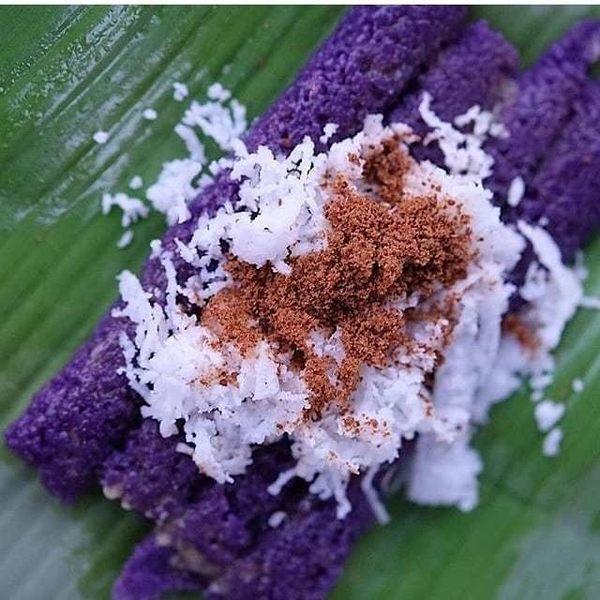 Bánh Puto Bumbong