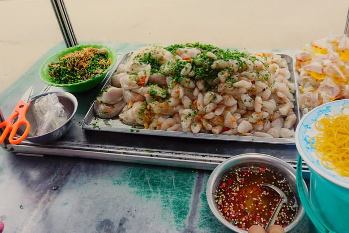 Bánh quai vạc Bình Thuận