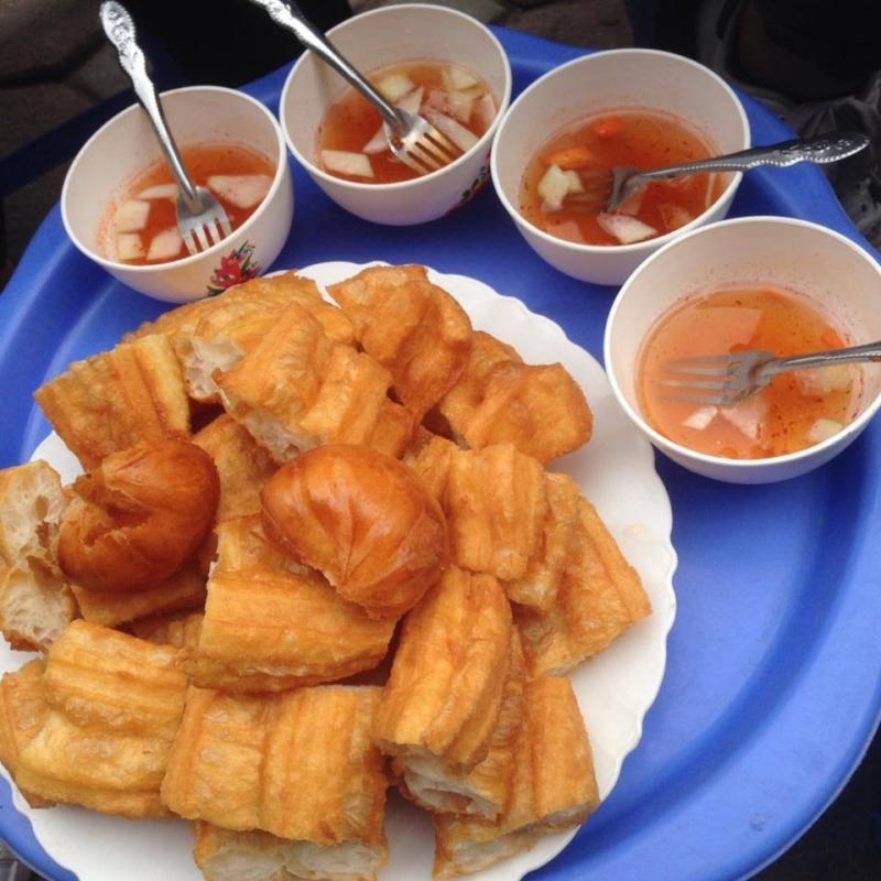 Bánh quẩy nóng, bánh bao chiên - Số 431 Nguyễn Khang, Cầu Giấy