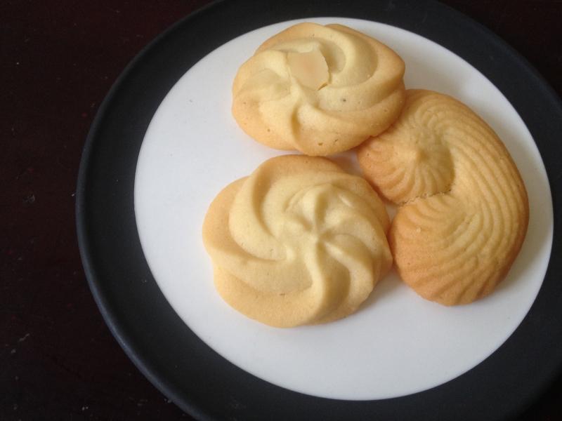 Bánh quy bơ thơm béo hấp dẫn
