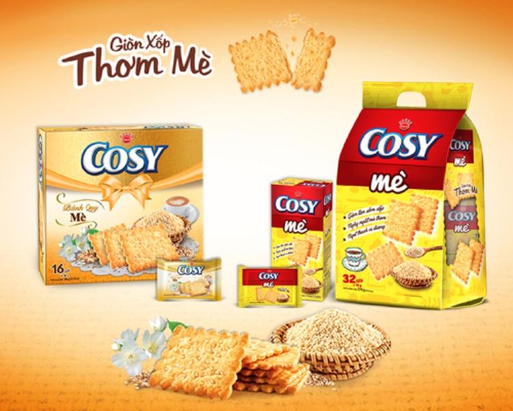 Bánh Cosy mè