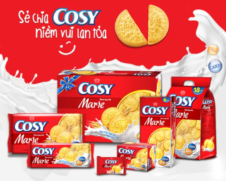 Bánh Cosy Marie