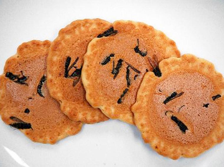 Bánh quy ong vò vẽ - Nhật Bản