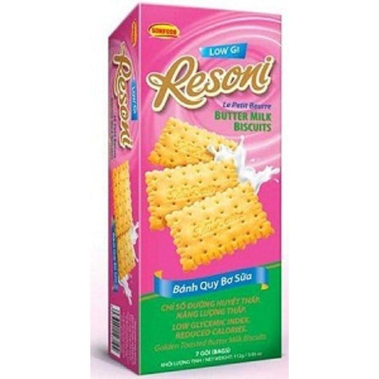 Bánh quy sữa Resoni