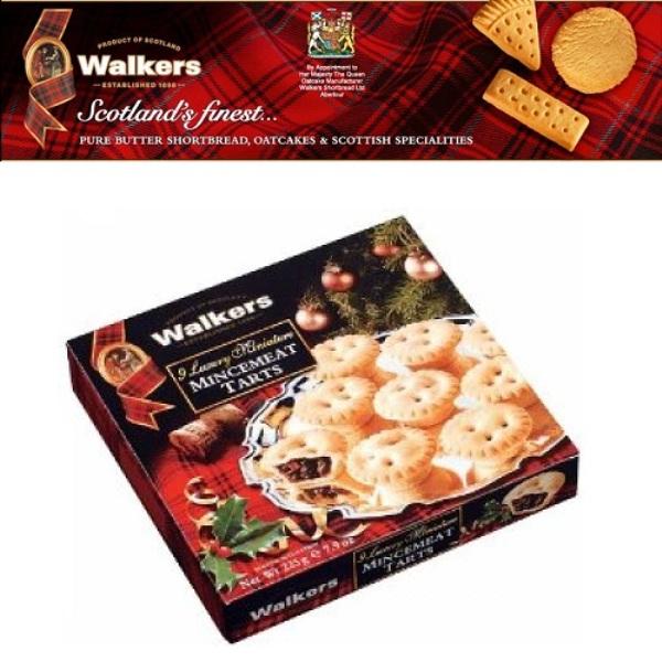 Bánh quy bơ Walkers