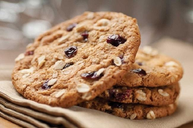 Bánh quy yến mạch ăn kiêng