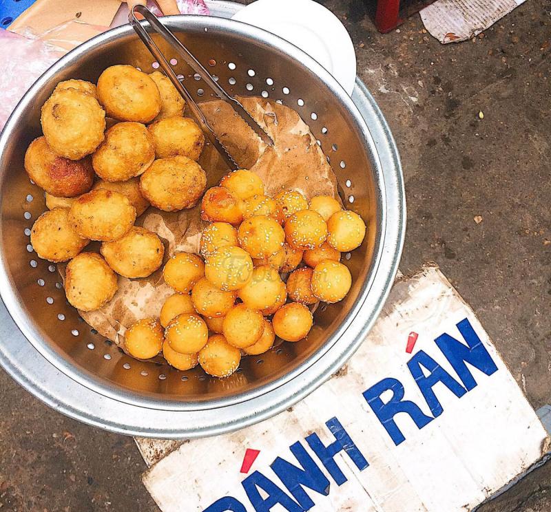 Bánh rán số 83 Vĩnh Hồ