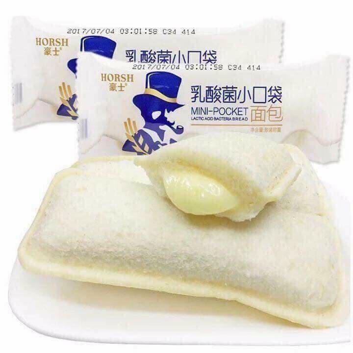 Bánh Sanwich nhân sữa chua
