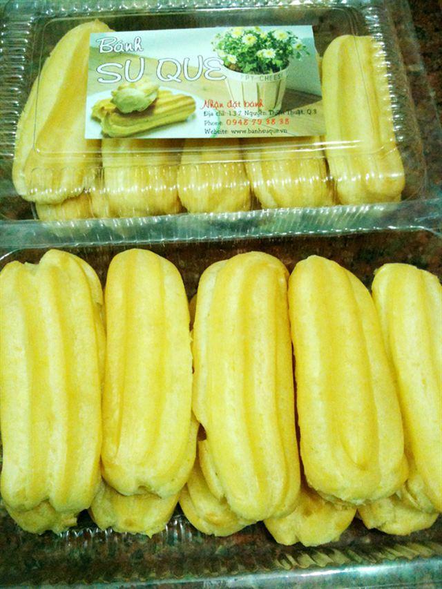Bánh su que tại Nguyễn Thiện Thuật