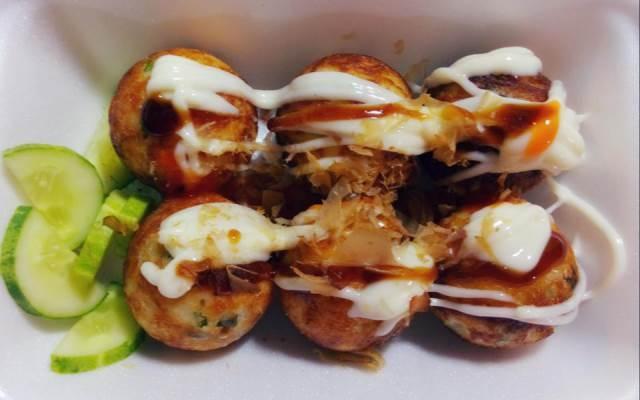 Bánh Takoyaki