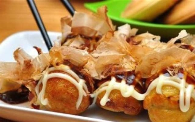 Bánh Takoyaki -  Đường Số 1