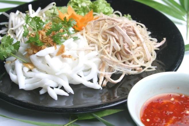 Bánh tằm Ngan Dừa, Bạc liêu