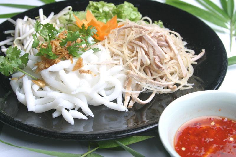 Bánh tằm Ngan Dừa Bạc Liêu