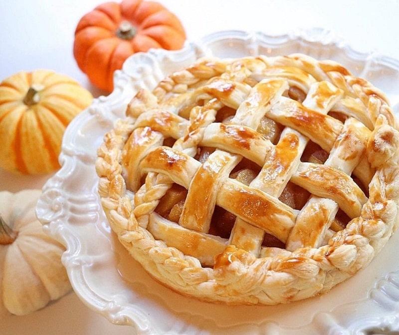 Bánh táo - món ăn truyền thống ở Mỹ