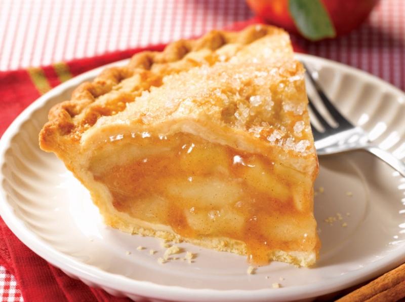 Bánh táo nướng Bắc Mỹ
