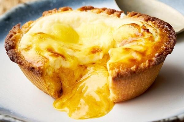 Bánh tart trứng