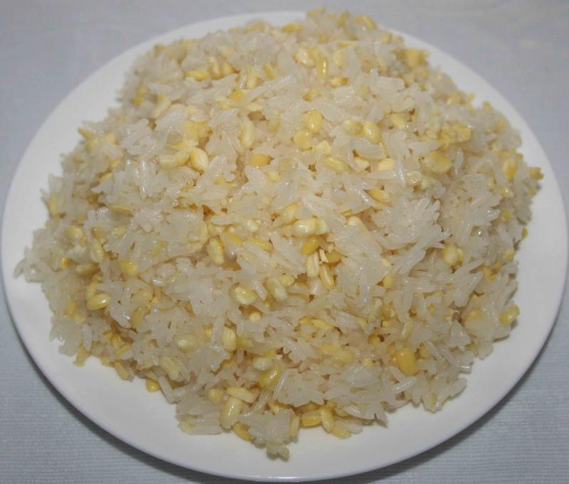 Xôi và cơm nếp