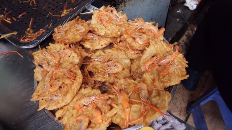 Bánh Tôm Cô Ầm - Ngõ Đồng Xuân