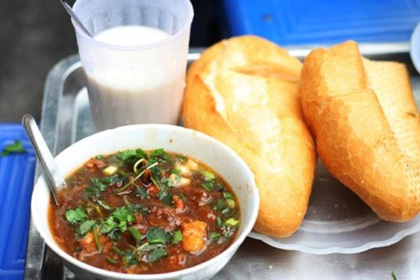 Bánh mì đặc trưng của người Việt